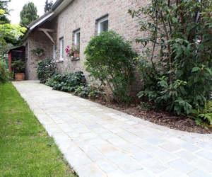 Geers-Taquet - Terrassements, terrasses et pavages